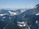 Glacier Peak and surrounding North Cascades