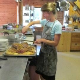 Julie Bilbro - Dinner Cook